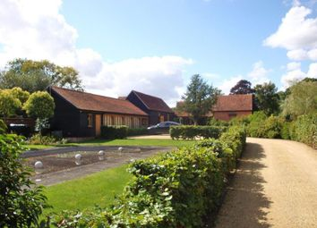 Thumbnail 4 bed barn conversion to rent in Canfield Road, Takeley, Bishop's Stortford