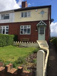 Thumbnail 2 bed semi-detached house to rent in Fairfield Avenue, Brown Edge, Stoke-On-Trent, Staffordshire