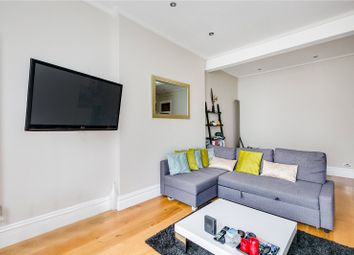 Thumbnail 1 bed flat to rent in Nevern Road, Earls Court, London