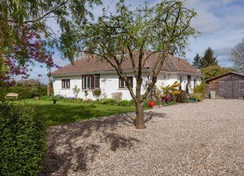 Thumbnail 4 bed detached bungalow for sale in Hamperden End, Debden Green, Saffron Walden