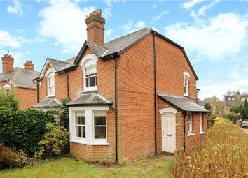 Thumbnail 2 bed semi-detached house for sale in Halfpenny Lane, Sunningdale, Berkshire