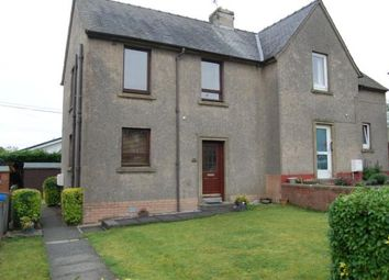Thumbnail 2 bed semi-detached house to rent in Glebe Avenue, Uphall, Broxburn