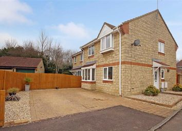Thumbnail 4 bed semi-detached house for sale in Godwin Road, Stratton, Wiltshire
