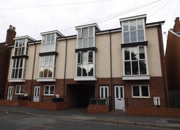 Thumbnail 4 bedroom terraced house for sale in Cobden Street, Wednesbury, West Midlands
