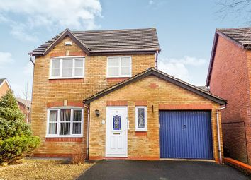 Thumbnail 3 bed detached house for sale in Dol Nant Dderwen, Broadlands, Bridgend.