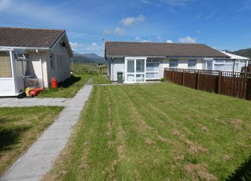 Thumbnail 2 bedroom bungalow for sale in 57 Glan Y Mor, Fairbourne