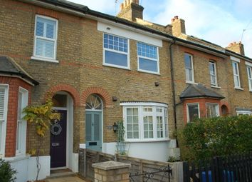 Thumbnail 2 bed semi-detached house to rent in Plevna Road, Hampton