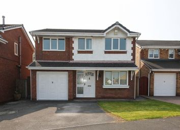 Thumbnail 4 bedroom detached house to rent in Woodhurst Drive, Standish, Wigan