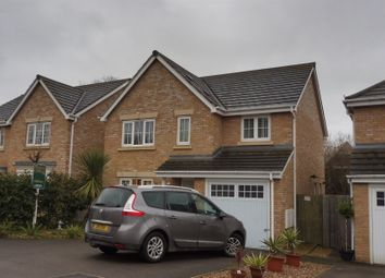 Thumbnail 4 bed detached house for sale in Huntingdon Close, Corby