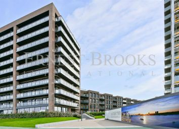 Thumbnail 2 bed flat for sale in Waterfront II, Royal Arsenal Riverside