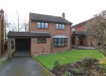 Thumbnail 3 bed detached house for sale in The Squirrels, Clayton, Newcastle-Under-Lyme