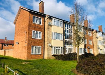 Thumbnail 2 bed flat to rent in Defoe Road, Ipswich