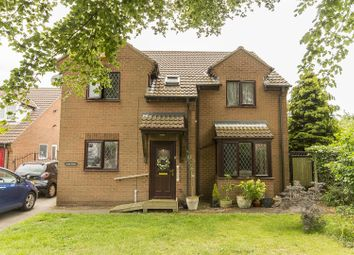 Thumbnail 4 bed detached house for sale in Woolley Close, Old Tupton, Chesterfield