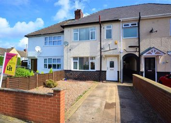 Thumbnail 3 bed terraced house to rent in Westfield Square, Goole