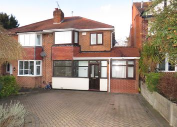 3 bed semi-detached house for sale in Fords Road, Shirley, Solihull B90