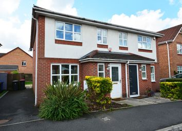 Thumbnail 3 bed semi-detached house to rent in Safflower Avenue, Swinton, Manchester