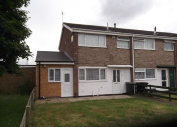 Thumbnail 4 bed semi-detached house to rent in Woodgreen Road, Leicester