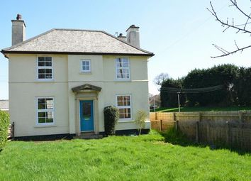 Thumbnail 3 bed detached house for sale in St. Georges Well, Cullompton