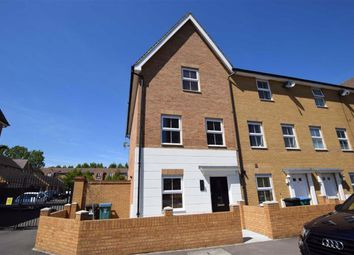 Thumbnail 4 bed town house for sale in The Meadow, Watford, Herts