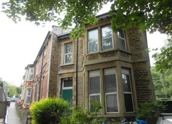 Thumbnail 8 bed end terrace house to rent in Horfield Rd, Kingsdown Bristol