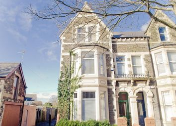 Thumbnail 5 bedroom end terrace house for sale in Princes Street, Roath, Cardiff