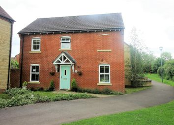 Thumbnail 3 bed detached house for sale in Casterbridge Road, Swindon