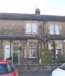 Thumbnail 3 bed terraced house to rent in Coronation Grove, Harrogate