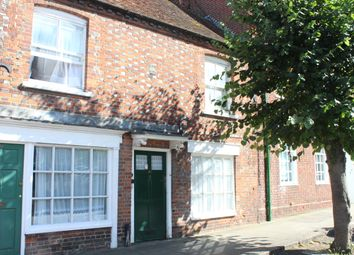Thumbnail 1 bedroom cottage for sale in High Street, Hungerford