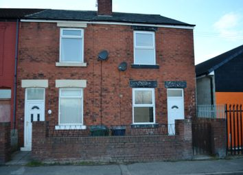 Thumbnail 2 bed end terrace house to rent in Glasshouse Road, Kilnhurst, Mexborough