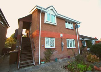 Thumbnail 1 bed flat for sale in Thornley Lane South, Reddish, Stockport