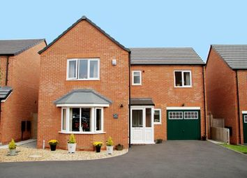 Thumbnail 4 bed detached house for sale in Oak Drive, Penyffordd, Chester, Flintshire