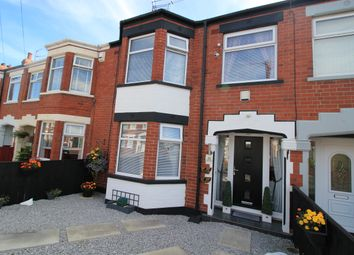 3 bed terraced house for sale in Aysgarth Avenue, Hull HU6