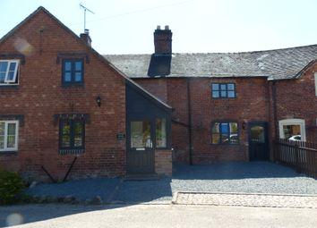 Thumbnail 3 bed cottage for sale in Corner Cottage Roston, Nr Ashbourne