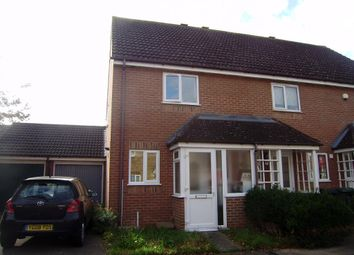 Thumbnail 2 bed end terrace house to rent in Ottery Way, Didcot