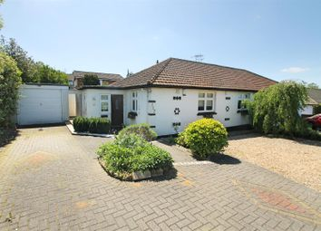 Thumbnail 3 bed bungalow for sale in Chiltern Avenue, Bushey
