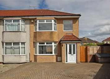 Thumbnail 3 bed end terrace house for sale in Stanley Crescent, Filton, Bristol