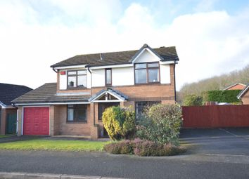 Thumbnail 4 bed detached house for sale in Carlton Drive, Priorslee, Telford, Shropshire.