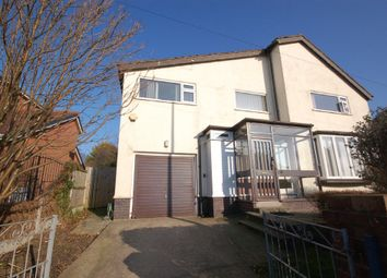 Thumbnail 3 bed detached house for sale in Alwood Avenue, Blackpool