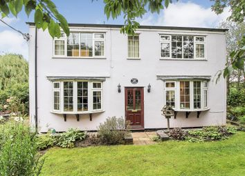 Thumbnail 3 bed cottage for sale in North Rode, Congleton