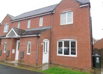 Thumbnail 2 bed flat for sale in Edgefield, Shiremoor, Newcastle Upon Tyne