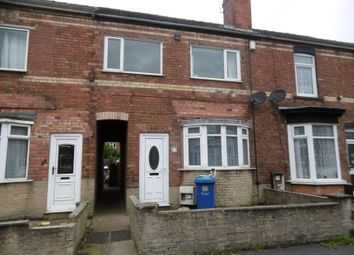 Thumbnail 3 bed terraced house for sale in 27 Campbell Street, Gainsborough, Lincolnshire