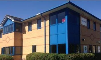 Thumbnail Office to let in First Floor Office Suite, Unit 1, 2 Phoenix Park, Eaton Socon, St Neots, Cambs