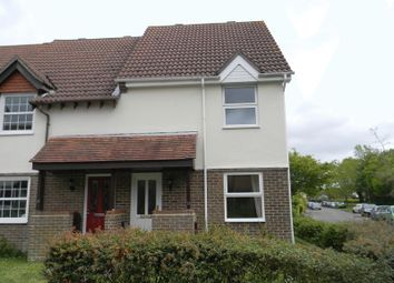 Thumbnail 2 bed terraced house to rent in Beattie Rise, Hedge End, Southampton