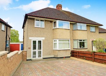 Thumbnail 3 bed semi-detached house for sale in Marston Road, Oxford