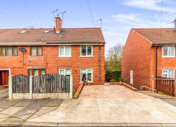 Thumbnail 3 bed end terrace house for sale in Pepper Close, Kimberworth Park, Rotherham