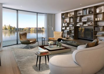 Thumbnail 2 bed flat for sale in Henley House, Fulham Reach