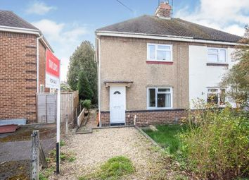 Thumbnail 3 bed semi-detached house for sale in Wymans Road, Cheltenham, Gloucestershire