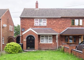 Thumbnail 2 bed semi-detached house for sale in Church Way, Pelsall, Walsall