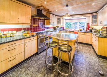 Thumbnail 6 bedroom detached house for sale in Charnwood Drive, Thurnby, Leicester