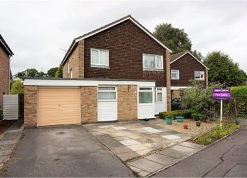Thumbnail 4 bed detached house for sale in Downlands Road, Devizes